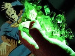 Nurse stuns Superman with Kryptonite