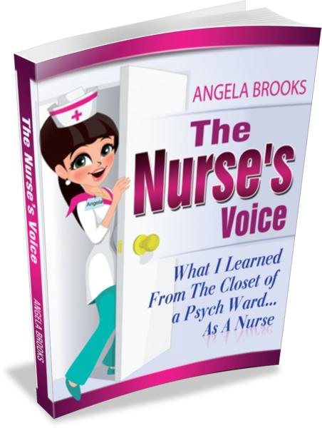 Nursepreneaur Angela Brooks Publishes 'The Nurse's Voice,' A Collection To Help Nurses Avoid Burnout