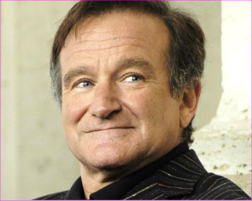 Oscar winner and comedian Robin Williams died this morning at 63