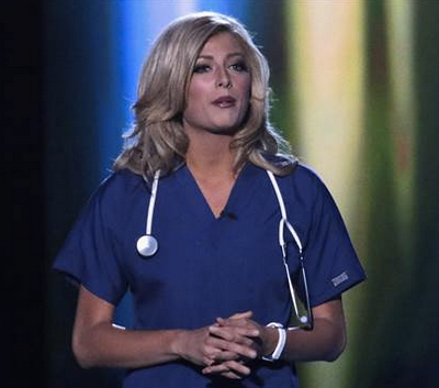 Why nurses were so sensitive to the views comments about Miss America's Colorado