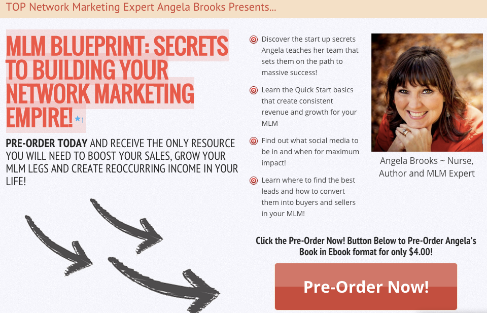 Pre-Sale: MLM Blueprint: Secrets to Building Your Network Marketing Empire