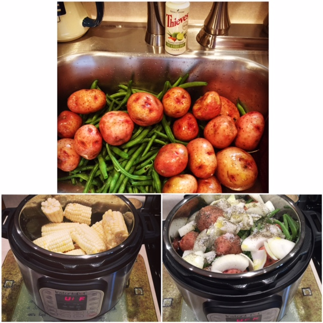Instant Pot Chemcial Free Cooking