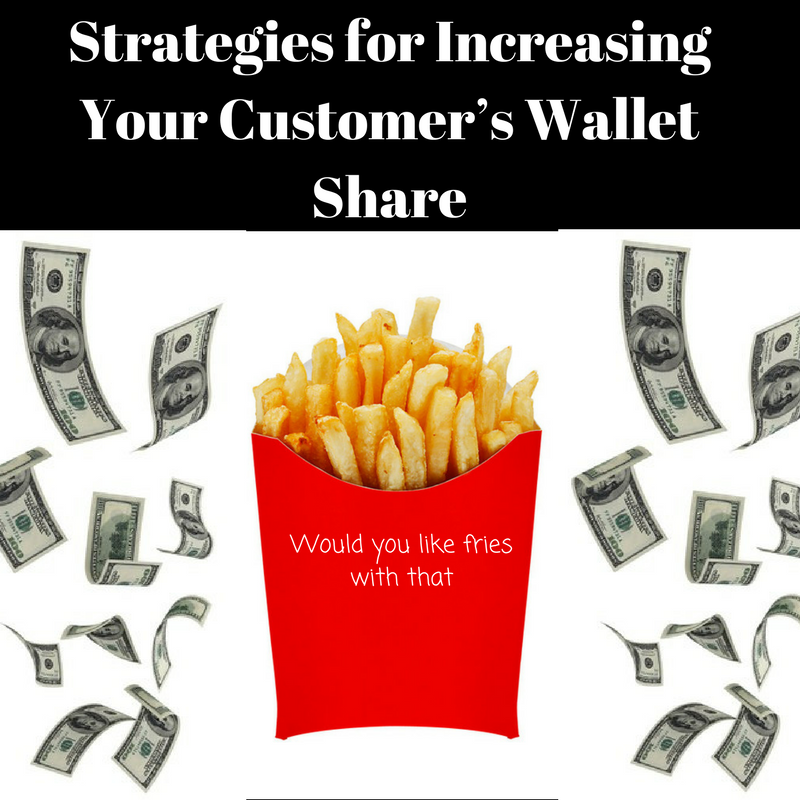 Strategies for Increasing Your Customer's Wallet Share