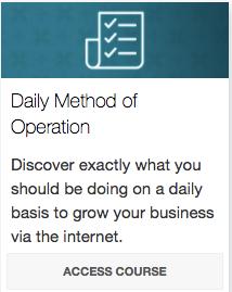 operation of internet