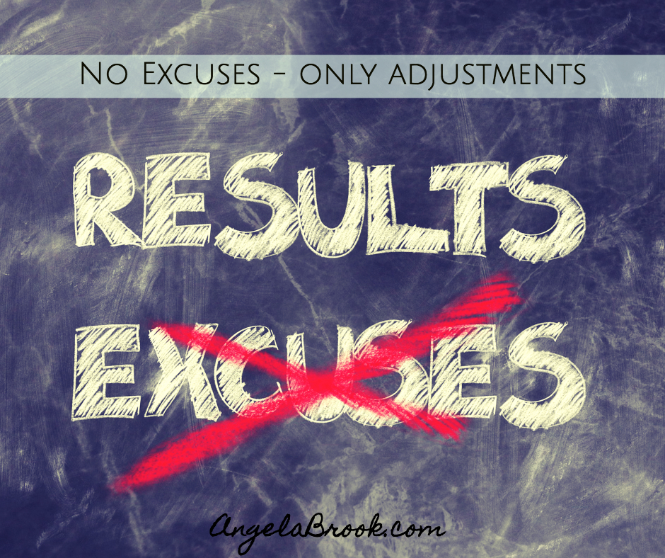 Your excuses will keep you broke - Nurse to Blogger Building a Empire with Women