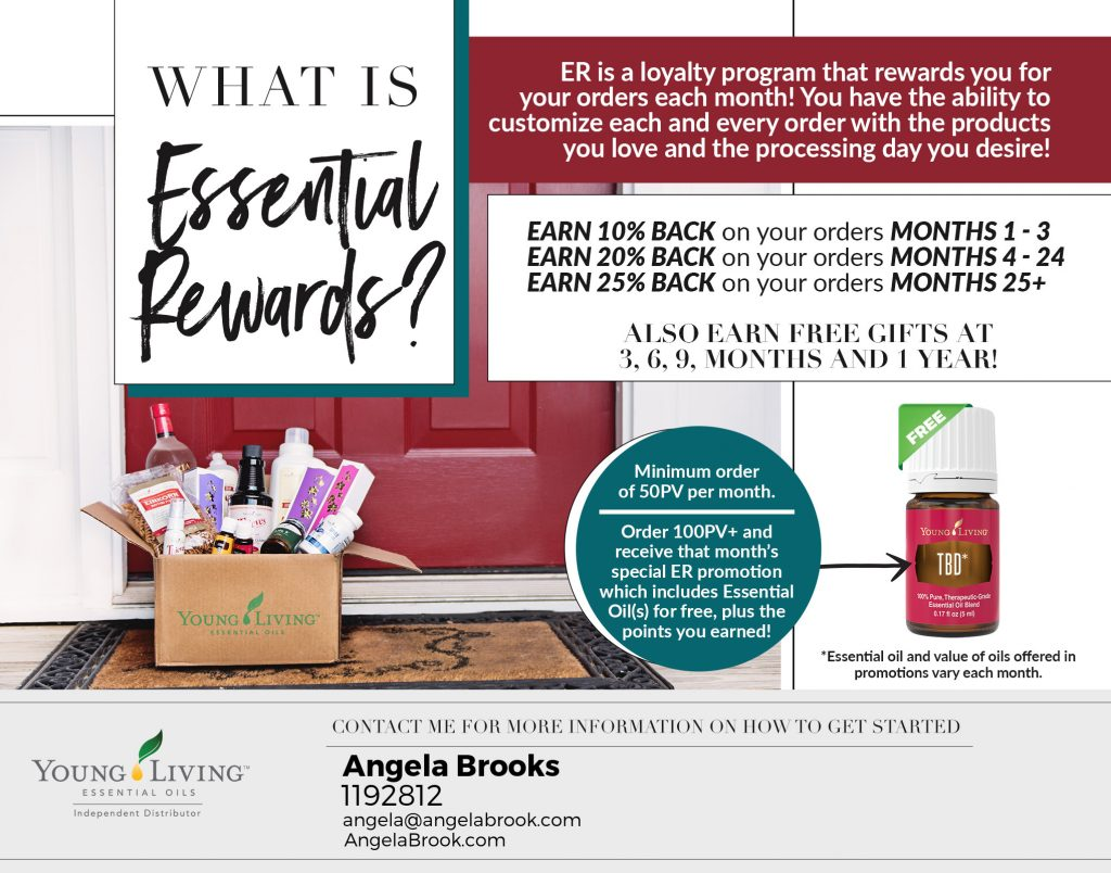 What is the Essential Rewards Loyalty Program with Angela Brooks
