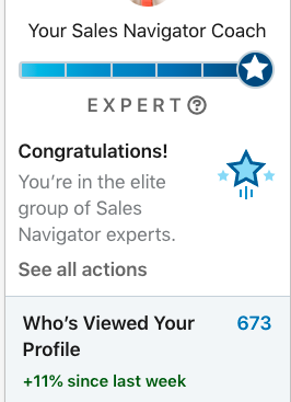 Become an All-Star on LinkedIn